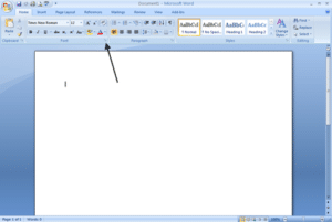change the normal template in word 2010 - changing microsoft word 2007 default settings blue gurus