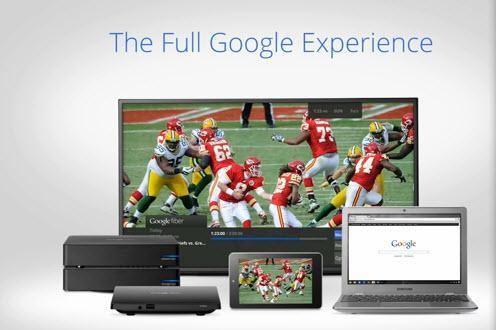 Full Google Fiber Experience