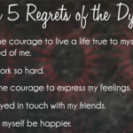 Top Regrets