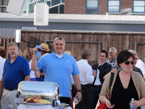 Downtown Council Event - August 2013