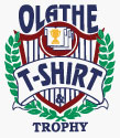 OlatheT-Shirt and Trophy Logo