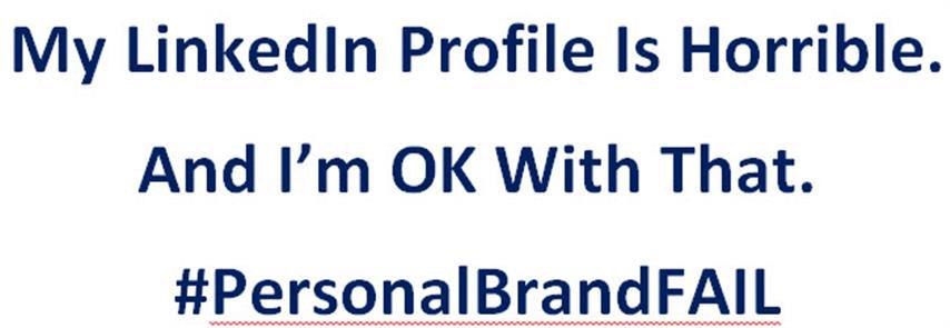 PersonalBrandFAIL