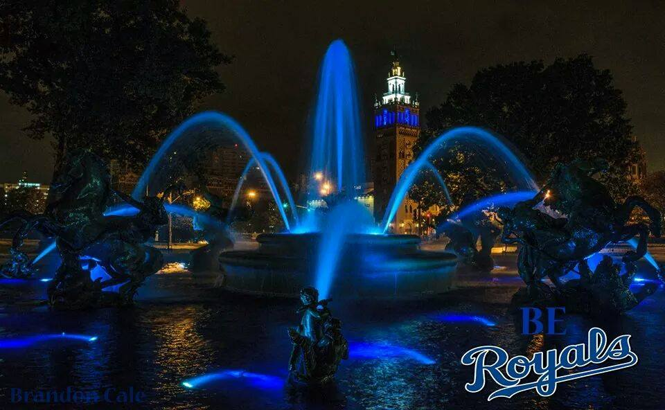 Brandon Cale Royal Fountain