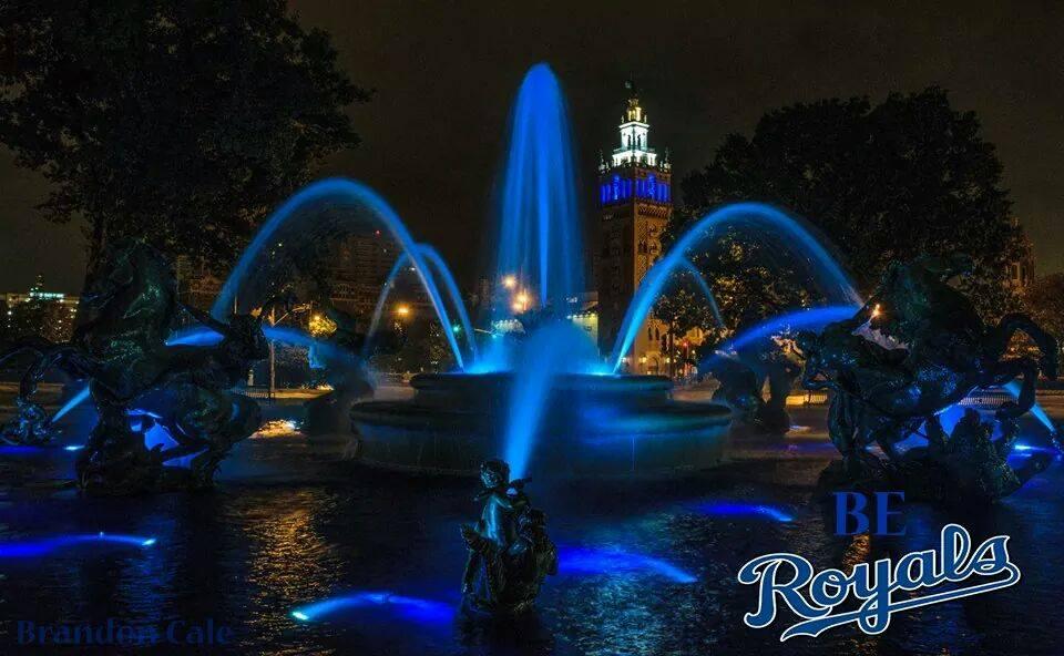 Brandon Cale Royal Fountain