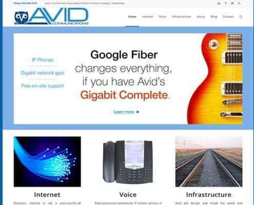 Avid Communications