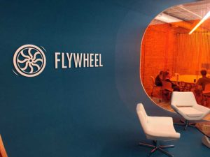 Fly Party at Flywheel