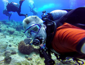 Jason - Diving in Cozumel, March 2015