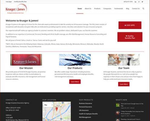 Krueger and James Insurance