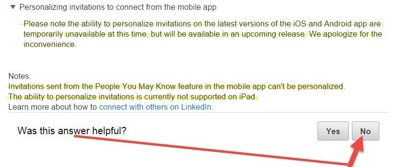 LI future mobile app