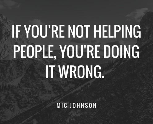 HelpingPeople