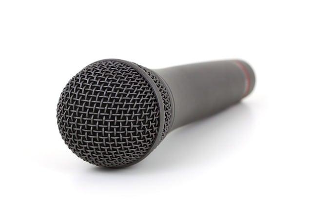 #micdrop