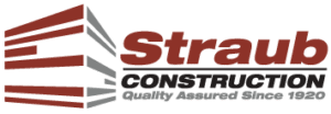 New Straub Construction Logo