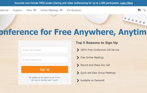 freeconferencecall-com