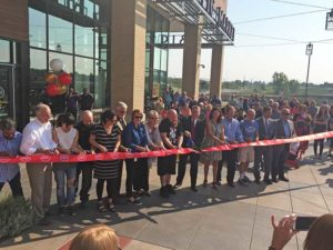 Pictures Tell the Story: Lenexa Public Market Ribbon Cutting