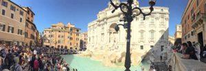 Blue Gurus in Rome