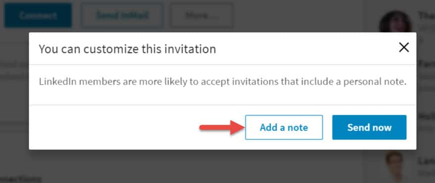 Heres how to respond to linkedin invitations from people you dont a big reason why this happens is because linkedin hasnt made it a requirement to personalize connection requests but they have made a little progress stopboris Images