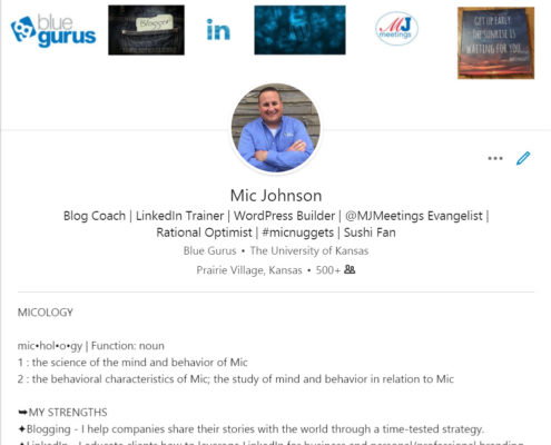 Spring Clean Your LinkedIn Profile