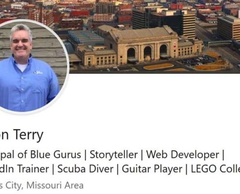 Blue Gurus: LinkedIn Headline