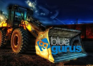 New Blue Gurus Website