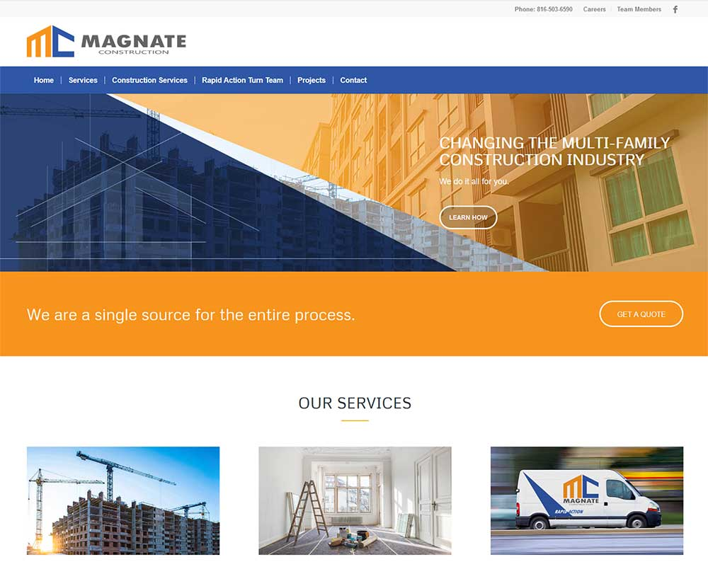 Magnate Construction