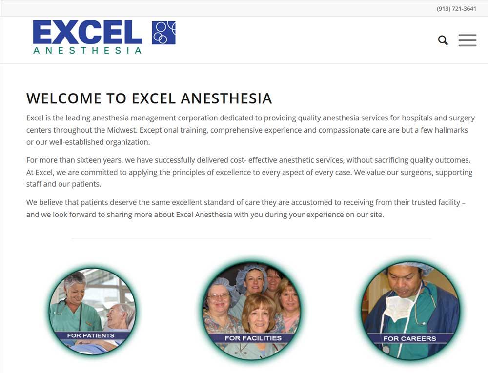 Blue Gurus: Excel Anesthesia