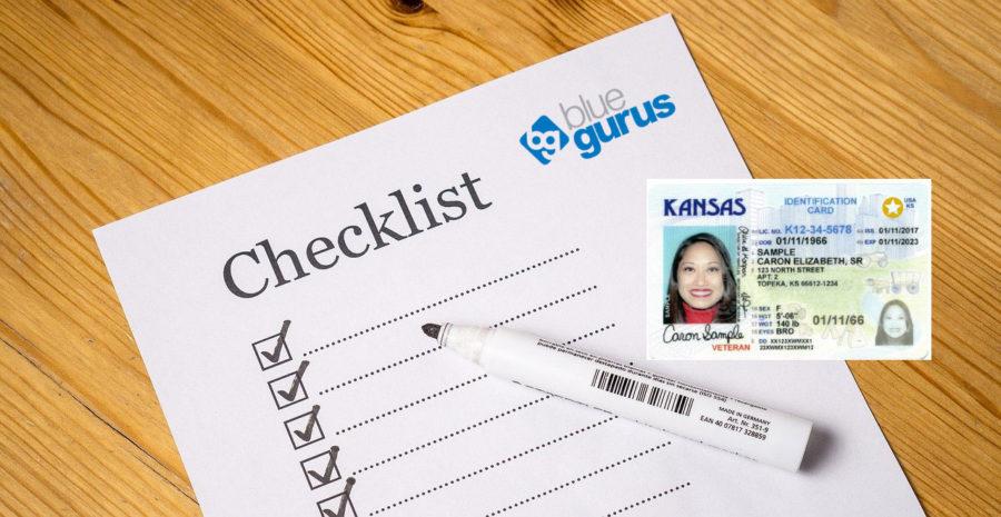 REAL ID Checklist