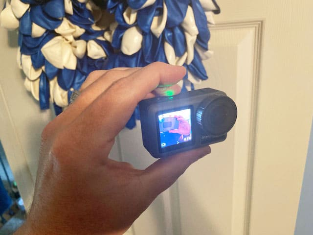 Finally. GoPro has some competition... the DJI Osmo Action Camera.