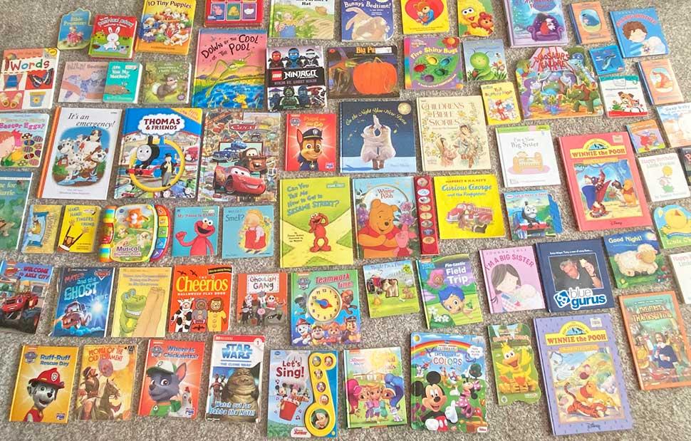 Blue Gurus: 2020 Kansas Children's Service League Book Drive