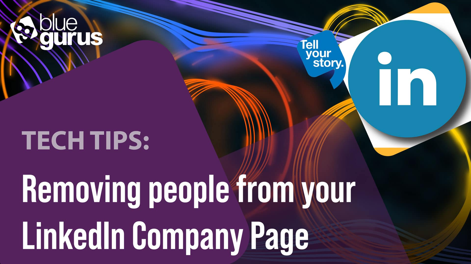 Removing People from your LinkedIn Company Page